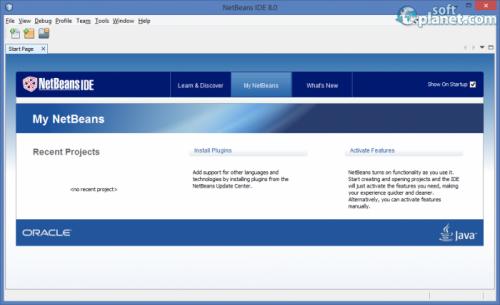 NetBeans IDE 8.0