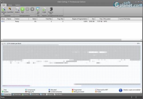 O&O Defrag Professional Edition 17.0 Build 504