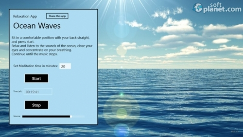 Ocean Waves for Windows 8 1.0.0.2