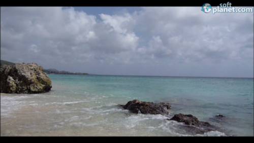 Ocean Screensaver Curacao 1.0