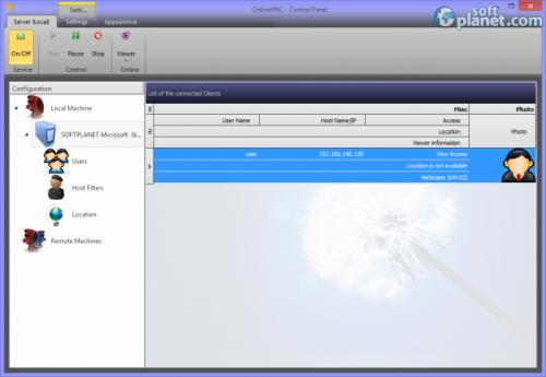 OnlineVNC 3.1