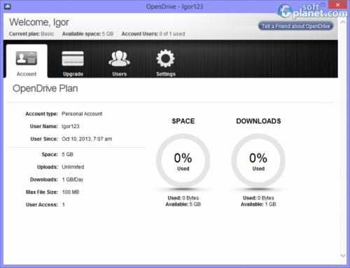 OpenDrive 1.5.4.4