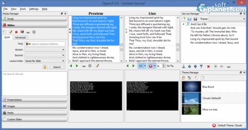 OpenLP 2.0.4
