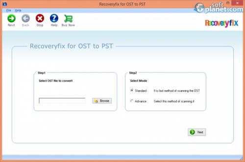 Open OST Files 11.03