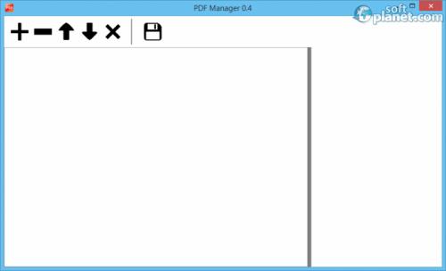 PDF Manager 0.4.0.0