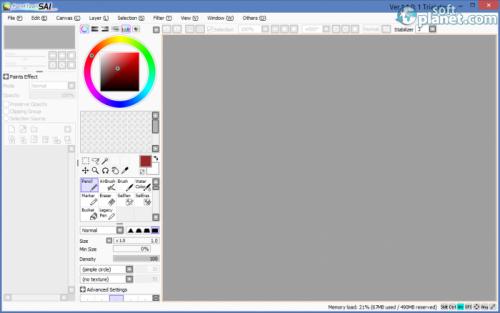 PaintTool SAI 1.1.0