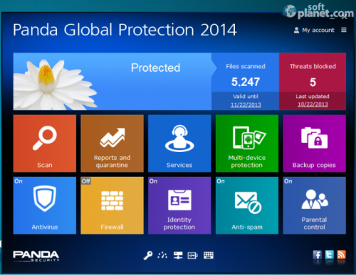 Panda Global Protection 2014 7.01.01