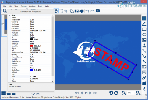 PaperScan Scanner Software Professional Edition Professional Edition 2.0