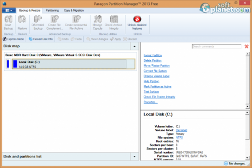 Paragon Partition Magic 2013 Free 10.1.20.17105
