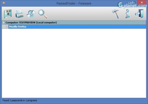 PasswdFinder 1.0.0.25