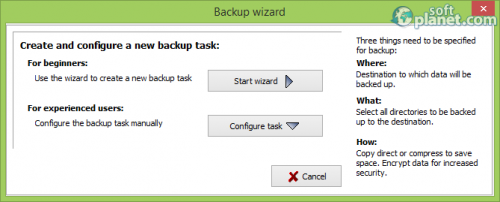 Personal Backup 5.5.2.1