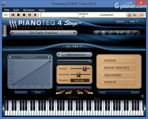 Pianoteq Stage 4.5.5