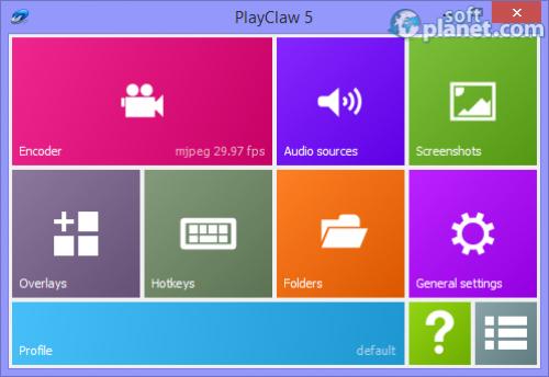 PlayClaw 5.0 Build 3034