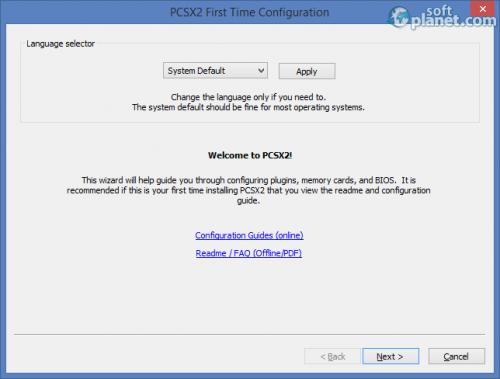 PlayStation 2 Emulator 0.9.8