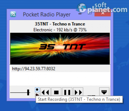Pocket Radio Player 191013