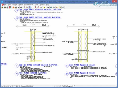 Portable Acme CAD Converter 8.6.2.1412