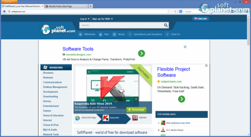 Portable Firefox 37.0.2
