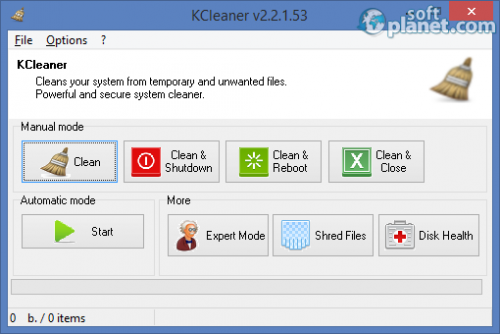Portable KCleaner 2.2.1.53