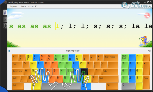 Portable RapidTyping 4.6.6