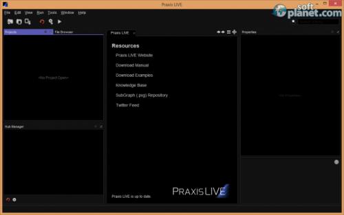 Praxis Live Build 130831