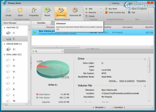 Privacy Drive 2.9.0.789