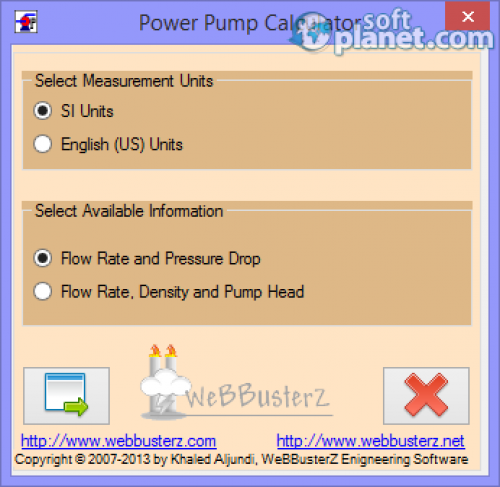 Pumping Power Calculator 3.0