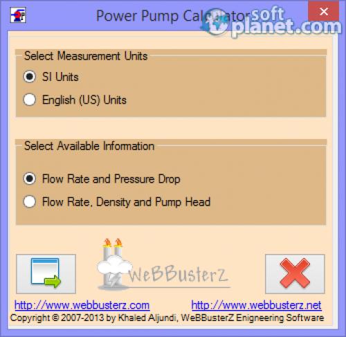 Pumping Power Calculator 3.0