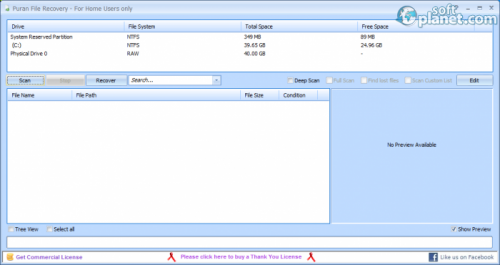 Puran File Recovery 1.2