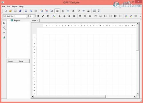 QtRPT Designer 1.3.0
