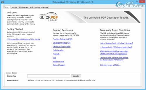 Quick PDF Library 10.13