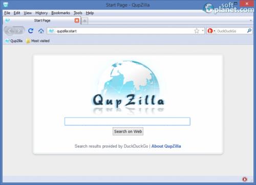 QupZilla Portable 1.6.3