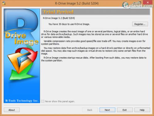 R-Drive Image 5.2 Build 5204