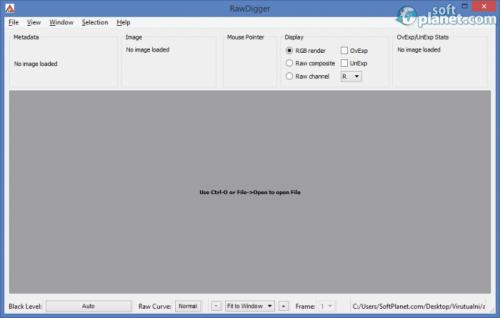 RawDigger 1.0.2