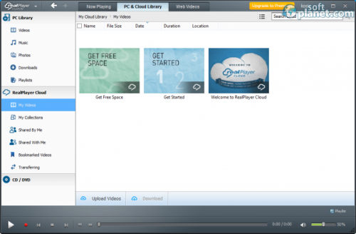 RealPlayer Cloud 17.0.15