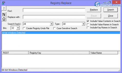 Registry Replace 1.3.1.0