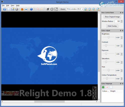 Relight 1.8.1