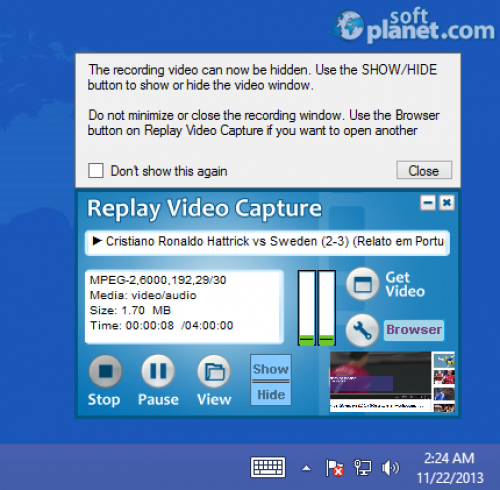 Replay Video Capture 7.2