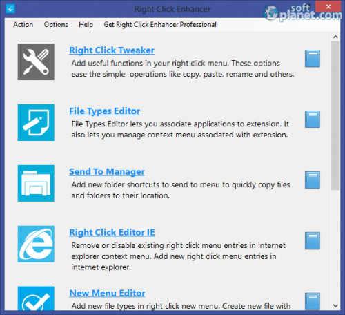 Right Click Enhancer Portable 4.1.4.0