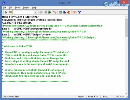 Robo-FTP 3.9.9