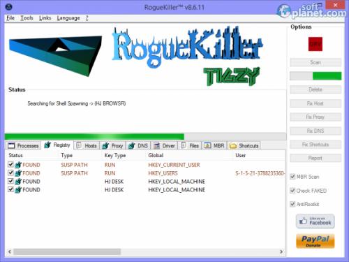 RogueKiller 8.6.11