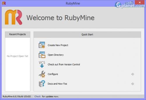RubyMine 6.0.3