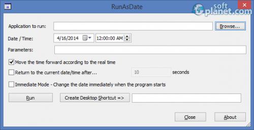 RunAsDate 1.21