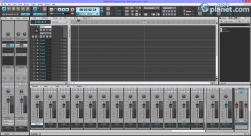 SONAR X3 Producer X3d build 323