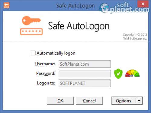 Safe AutoLogon 5.0.2184