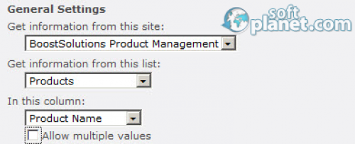 SharePoint Cross-Site Lookup 4.4.912
