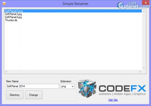 Simple Renamer 1.2