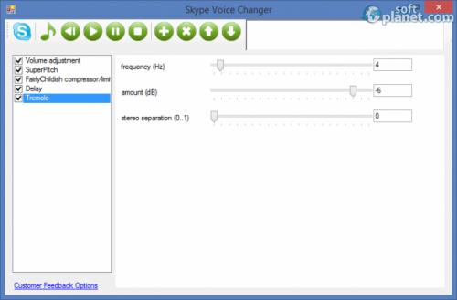Skype Voice Changer 1.2