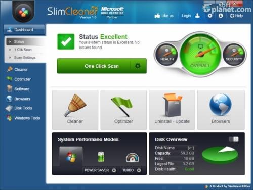 SlimCleaner 4.0.30878.55015