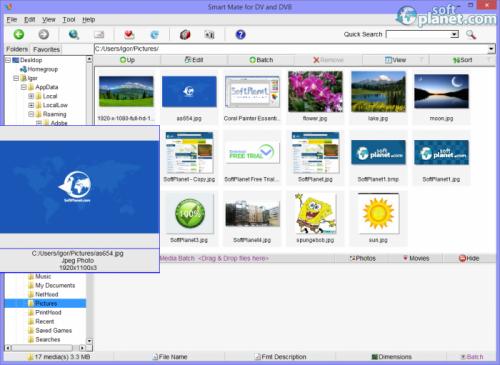 Smart Mate for DV and DVB 1.8.6