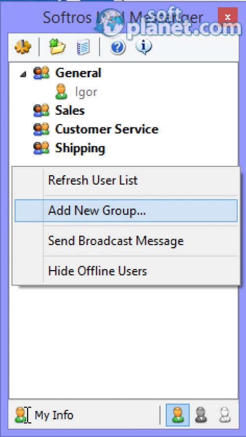 Softros LAN Messenger 6.3.6